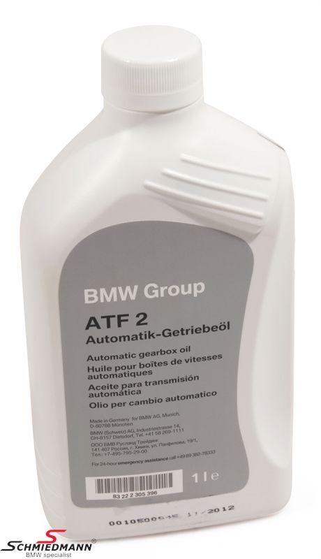 automatic transmission oil atf 2 1l original bmw. Black Bedroom Furniture Sets. Home Design Ideas