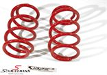 06853BMW X5 (E53) -  Lowering-set Lowtec front 30MM (only front)