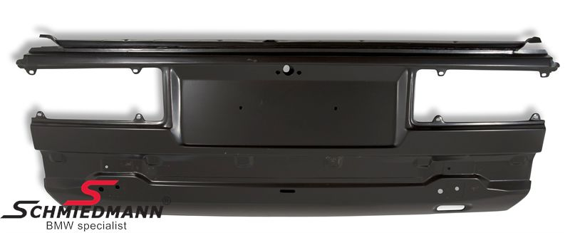 bmw e30 3er reihe heckblech 41341924868 abschlussblech vfl. Black Bedroom Furniture Sets. Home Design Ideas
