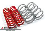 06106BMW E34 -  Lowering-set Lowtec front/rear 45/30MM