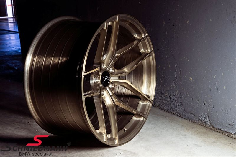 19 Quot Z Performance Flowforged Type Zp2 1 Rim 8 5x19 Et35