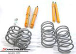 0536034-2BMW E30 -  Complete Lowtec suspension kit 60/35MM