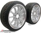 "HAR185SERIEKBMW E32 -  18"" Classic split-look wheels in combination"
