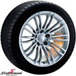 "R49175SERIEBMW E61 -  17"" Rondell 0049 wheels 7,5X17 with 235/45/17"