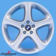 "36-11-6-753-517BMW X5 (E53) -  20"" Sternspeiche 87 rim 10,5X20 (fits only rear) (original BMW)"