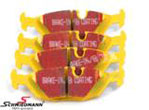 DP4447RBMW E30 -  Racing brake pads rear EBC yellow stuff (for road and racetrack)