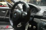 32302165395KBMW E93 -  Sport steering wheel BMW Performance leather/alcantara with build in display