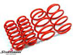 06851BMW X5 (E53) -  Lowering-set Lowtec front/rear 30/30MM