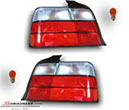 B36L Taillights red/white