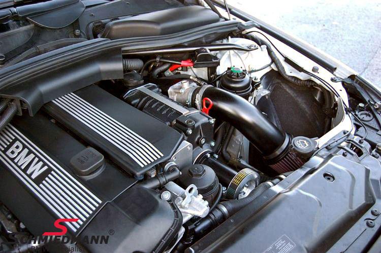 Schmiedmann Bmw E60 Leistungssteigerung Tuning