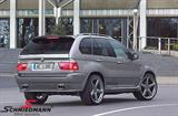 513153110BMW X5 (E53) -  Roof spoiler original AC Schnitzer