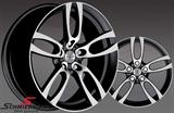 "BE185SERIELBMW E61LCI -  18"" -Black Edition- rim 8X18"