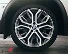 "36-11-6-796-150BMW X5 (E53) -  21"" Performance Y-Speiche 375 rim 11,5X21 (original BMW) (fits only rear)"