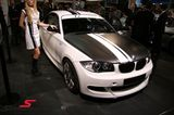 51-11-0-442-870BMW E82 -  Frontspoiler BMW Performance aerodynamic (foglights most be dismounted)