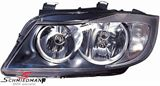 63116942747UBMW E90 -  Headlight H7 L.-side complete without xenon/adaptive light (unoriginal) Depo