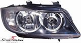 63116942748UBMW E90 -  Headlight H7 R.-side complete without xenon/adaptive light (unoriginal) Depo