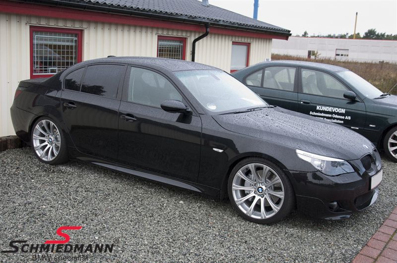 schmiedmann bmw e60 leistungssteigerung tuning. Black Bedroom Furniture Sets. Home Design Ideas