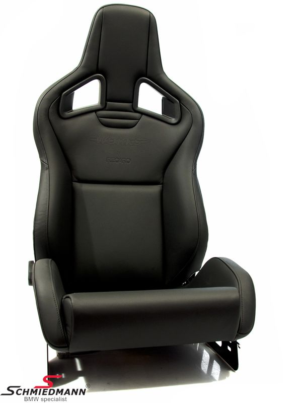 mini usa to introduce recaro seats as an option north. Black Bedroom Furniture Sets. Home Design Ideas