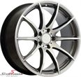 "TO119855SERIELBMW E61LCI -  19"" -Tomason TN1- hyper black diamant polished rim 8,5X19"