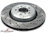 34112283802BMW E90 -  Brake disk 360x30MM - ventilated R.-side