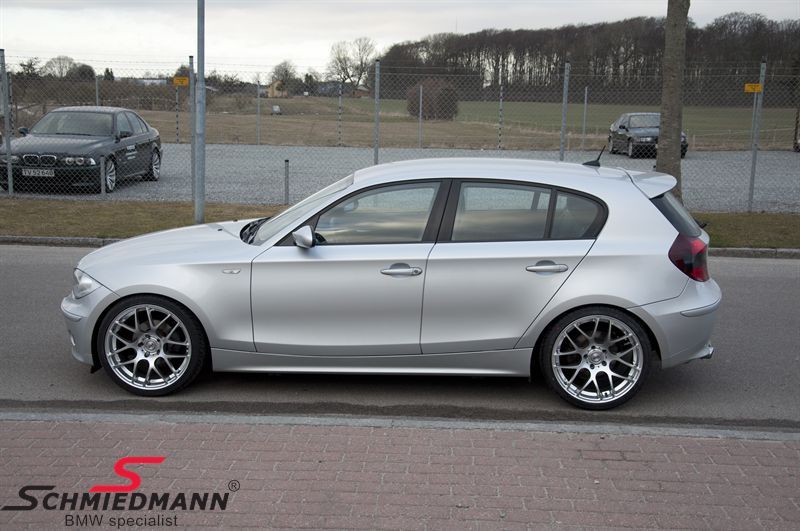 Schmiedmann Wheels And Tyres Summer For Bmw E87 New