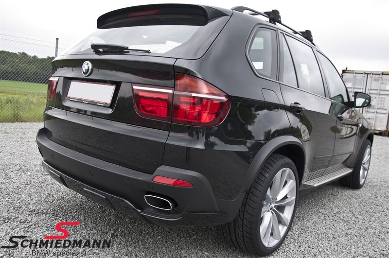 bmw x5 e70 styling und zubeh r aussen neuteil seite 1. Black Bedroom Furniture Sets. Home Design Ideas