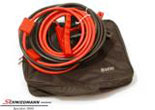 83-31-0-153-163BMW E12 -  Jumper cable set original BMW in a nice BMW bag