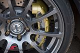B06GBMW E9 2.5CS-3.0CSL -  Wheel screw gold colored standard lenght 60° conic head SW17 (for 17 nut) M12X1,5 X 28MM