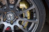 B06G BMW E39 -  Hjulbultar guld M12X1.5