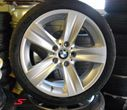 "36116768858KVBMW E91 -  18"" Sternspeiche 189 original BMW rims with 225/40/18 Nankang Snow SV2 winter tyres"