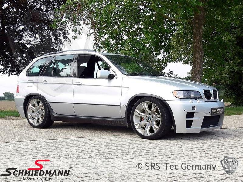 equipment styling outside for bmw x5 e53 new parts. Black Bedroom Furniture Sets. Home Design Ideas