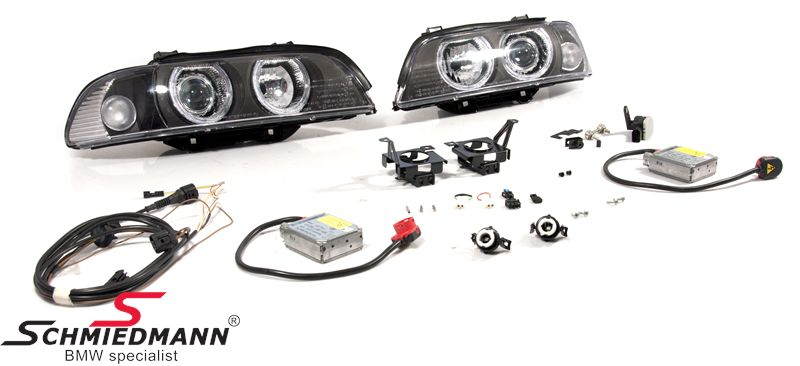 lights and indicators for bmw e39 - new parts