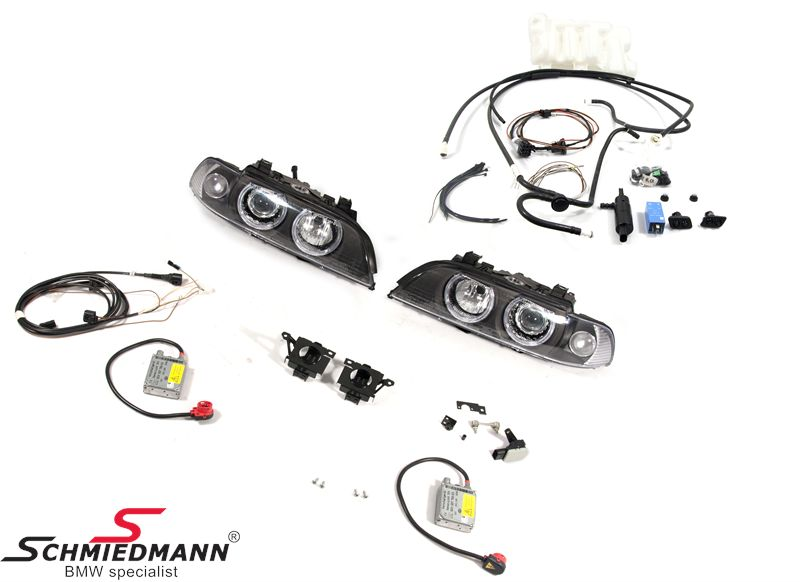 schmiedmann - lights and indicators for bmw e39