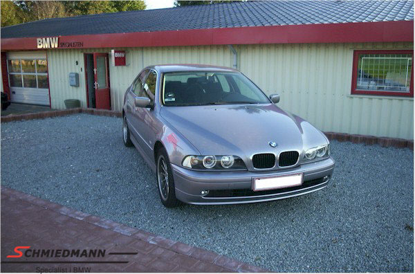 schmiedmann equipment styling outside for bmw e39. Black Bedroom Furniture Sets. Home Design Ideas