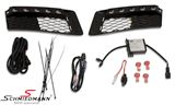 LEDRL9293BBMW E93 -  LED driving light retrofit kit inclusive covers for the foglights