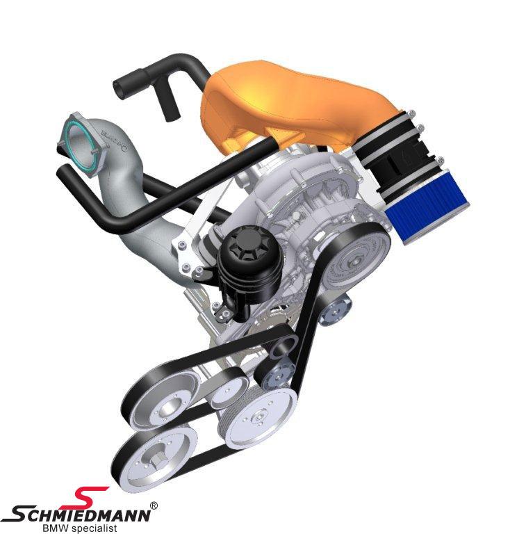 Vortech Supercharger Bmw E36: Kompressor Kit Bmw E36 320i