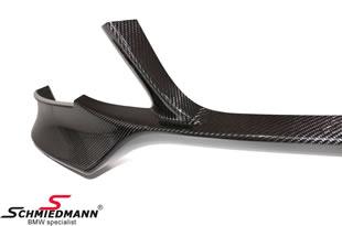 BMW E87 BMW aerodynamic frontspoiler-læbe