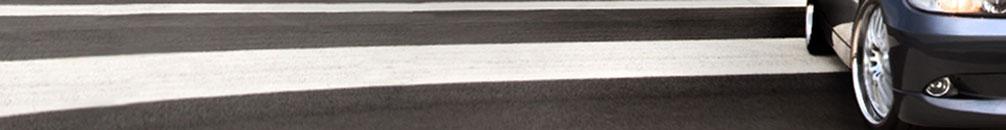 BMW E90 Runway front corner