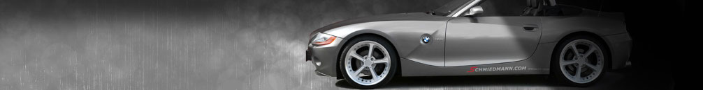 BMW Z4 rainy