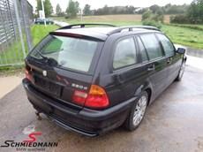 BMW E46 320D M47/TU 2002