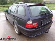 BMW E46 320D M47 2001
