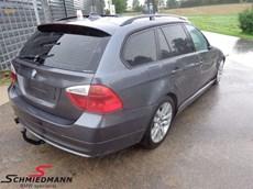 BMW E91 320D M47/T2 2006