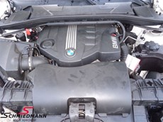 BMW E87 LCI 120D N47 2009