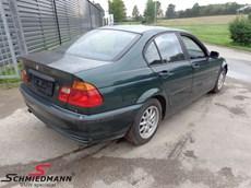 BMW E46 316I M43/TU 1999