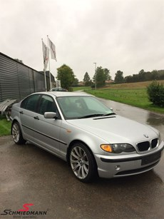 BMW E46 316I M43/TU 2001