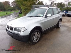 BMW X3 (E83) X3 2.5I 2005