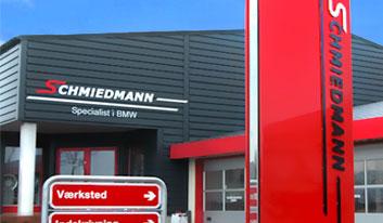 Schmiedmann Odense A/S