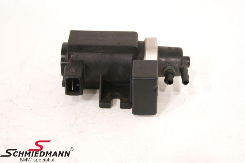 Pressure valve turbo charger/AGR-valve
