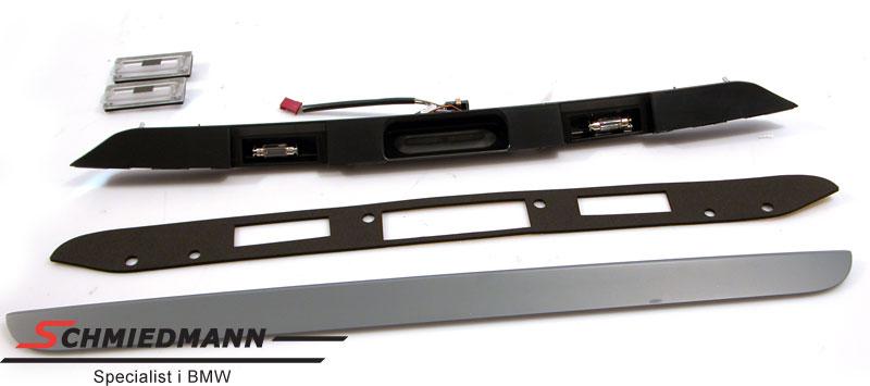 Håndtak koffertlokk inkl. micro switch