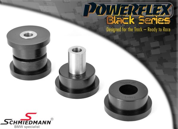 Powerflex racing -Black Series- front inner track control arm bush set (for track use)